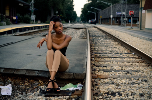 On Track \ Imani \ The Passion Project