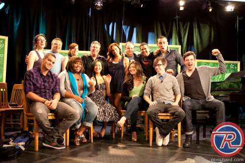 Glee with Elvis Duran and the Morning Show at the P.C. Richard & Son Theater on May 28, 2010. Enter for a chance to win your way in to the next P.C. Richard & Son concert at http://www.pcrichardtheater.com!