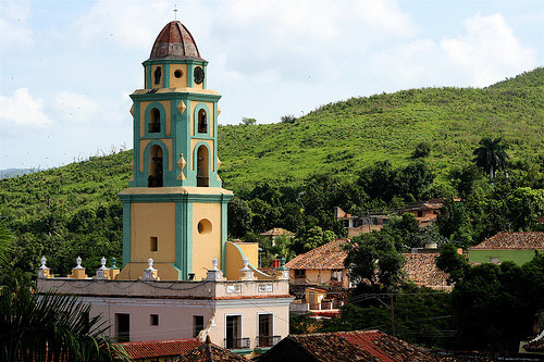 Convento de San Francisco, Trinidad, Cuba  (by flower_bee)
