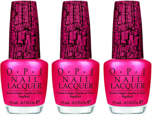 "Lets Shatter Breast Cancer!                                       OPI Announces New Pink Shatter: Pink of Hearts Nail Lacquer to Support Susan G. Komen for the Cure®                 OPI launches the limited edition Pink Shatter: Pink of Hearts Nail Lacquer to supportSusan G. Komen for the Cure® in its promise to save lives and end breast cancer forever.  The 2011 Pink of Hearts edition will follow in the footsteps of its namesake 2007, 2008, 2009 and 2010 Nail Lacquers in raising awareness of breast cancer for the fifth year in a row, during the months of September and October (National Breast Cancer Awareness Month).  Unlike previous shade incarnations, this years Pink of Hearts Nail Lacquer marks the debut of fan-favorite Shatter coat in OPIs first pink shade.  We are continuing to support Susan G. Komen for the Cure in the hopes of increasing breast cancer awareness, while inspiring and empowering women.  The organizations dedication to this cause is unwavering, remarks Suzi Weiss-Fischmann, OPI Executive VP & Artistic Director.  OPI is proud to join with Susan G. Komen for the fifth consecutive year to offer Pink Shatter: Pink of Hearts.  By launching our first-ever Pink Shatter coat, we hope this exciting new textured hue will generate lots of awareness for this cause. Each bottle of Pink Shatter: Pink of Hearts has a special pink-ribbon tag and pink cap wrap to call attention to breast cancer awareness.  OPI will also be making its annual donation of $25,000 toKomen for the Cure. Pink Shatter coat contains no DBP, Toluene, or Formaldehyde, and it also featuresOPIs exclusive ProWide"" Brush for the ultimate in application. The limited edition Pink Shatter: Pink of Hearts will be available throughout the months of September and October 2011 at Professional Salons, including Beauty Brands, Beauty First, Chatters, Dillards, JCPenney, Pure Beauty, Regis, Trade Secret, and ULTA, for $8.50 ($10.95 CAN) suggested retail for each Nail Lacquer.              For more information, please call 800-341-9999 or visit www.opi.com. Follow OPI on Twitter@OPI_PRODUCTS and become a Facebook fan!   ###      About Susan G. Komen for the Cure® Nancy G. Brinker promised her dying sister, Susan G. Komen, she would do everything in her power to end breast cancer forever. In 1982, that promise became Susan G. Komen for the Cure, which is now the worlds largest breast cancer organization and the largest source of nonprofit funds dedicated to the fight against breast cancer with more than $1.9 billion invested to date. For more information about Susan G. Komen for the Cure, breast health or breast cancer, visit www.komen.org or call 1-877 GO KOMEN."