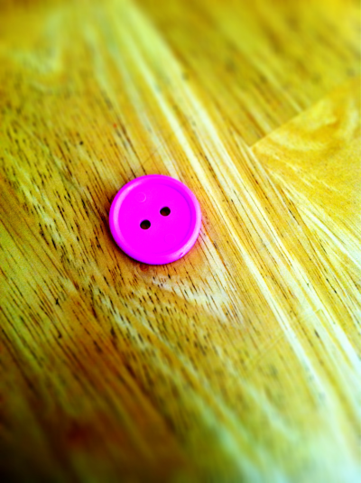 bbananamilk:  the button that Gaige proposed to me with :) it was my last day in the preschoolers' room so the staff members said i could have it..for memories ^^*  Omg!!!! So SWEET!!!!!!