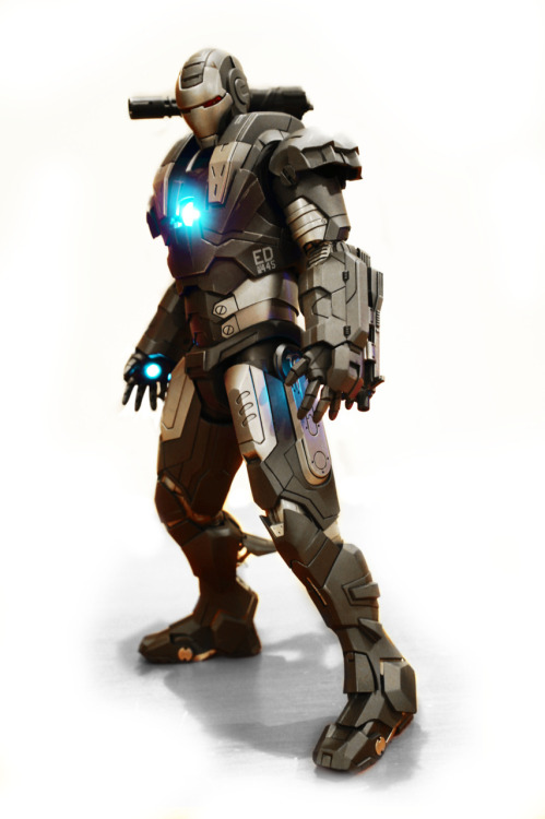 warmachine by hottoys by f-fortyone