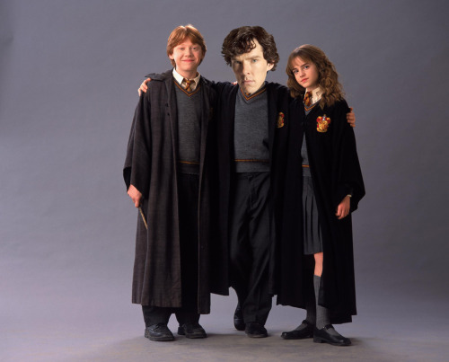 Harry Potter: Better with Benedict
