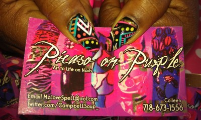 new Twitter name @PicaSoNaiLs