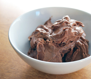 fuckyeahveganicecream:  Chocolate Banana Ice Cream, you are all the rage this year!