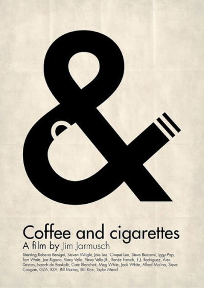 Coffee & cigarettes…