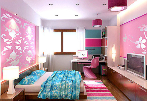 ciarabella:  teenage room by jinkazamah, on Flickr