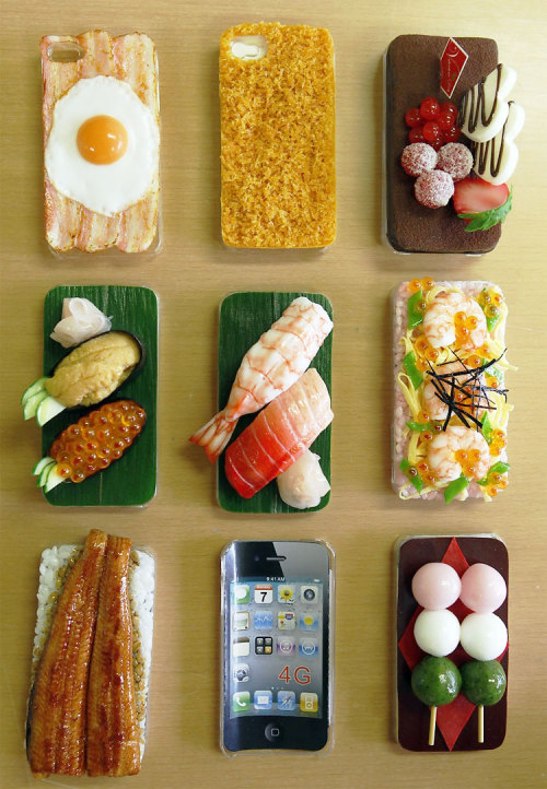 microwalrus:  Delicatessen iPhone Cases » Design You Trust – Social Inspirations!
