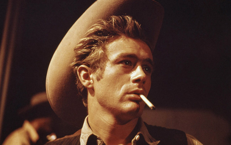 """James Dean's death had a profound effect on me. The instant I heard about it, I vomited. I don't know why."" - Montgomery Clift on James Dean"