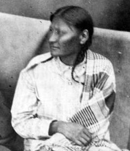After the Sand Creek Massacre, a Southern Cheyenne named Mochi became a warrior, fighting the United States military in the west.