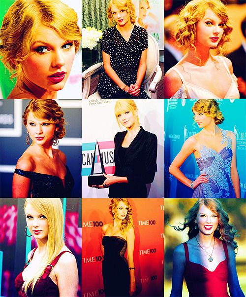 Taylor Swift appearances, 2010