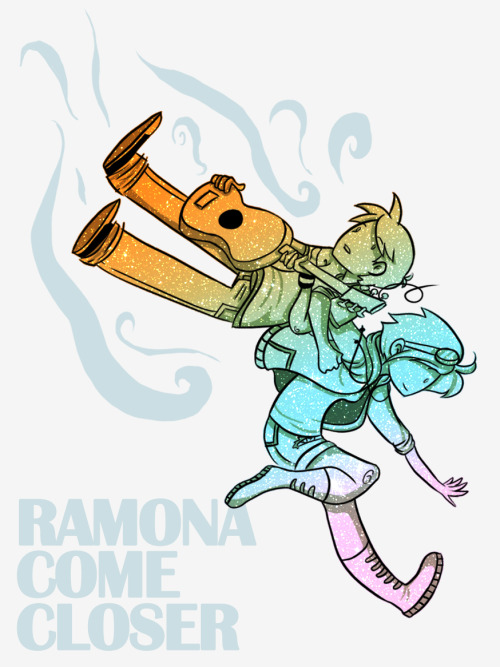 Ramona Come Closer ~ ACM00