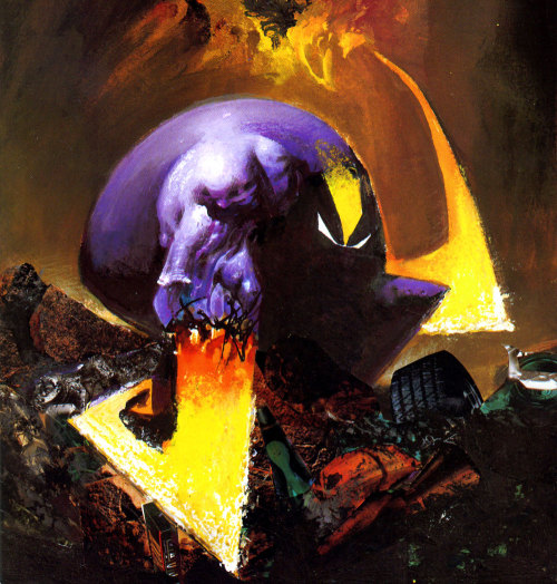 The Maxx - by Sam Kieth
