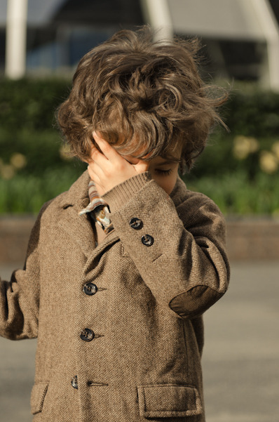 bourbonandpearls:  Future child.  My son will be flee like this!
