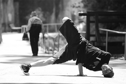 B-Boy. #breakdance #bboy #hiphop