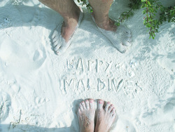 Happy in Maldives on Flickr.