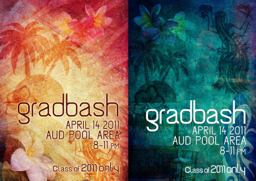 "American University in Dubai - Graduates farewell event.""Gradbash""© Manolia D'Souza"