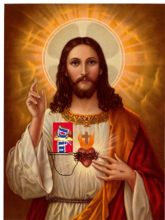 Jesus knew good chocolate