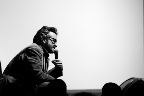 ameensphotoblog:  Marc Maron at Cobb's Comedy Club for SF Sketchfest - January 29th, 2011