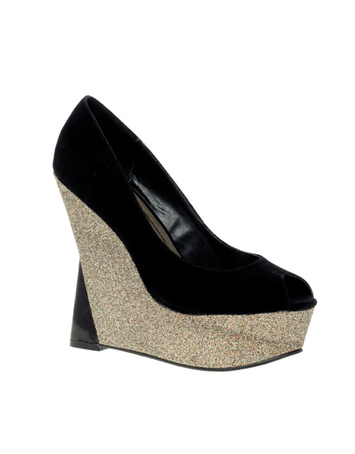 glitter shoes! Asos