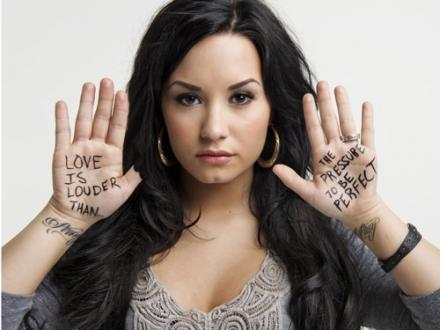 Demi Lovato tought me to Stay Strong :)