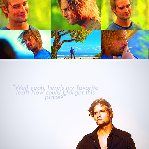 tv meme » 08 Characters you lovejames sawyer ford/lost