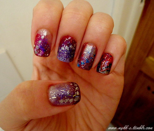 Submitted by mykk-x Nails & Photography by www.mykk-x.tumblr.com (:
