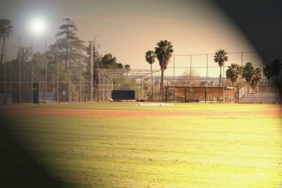 Where it all began for me, Hoover High School Baseball Field of Glendale