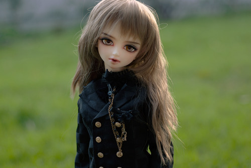 My doll, Heidi. She is a Volks Kun.