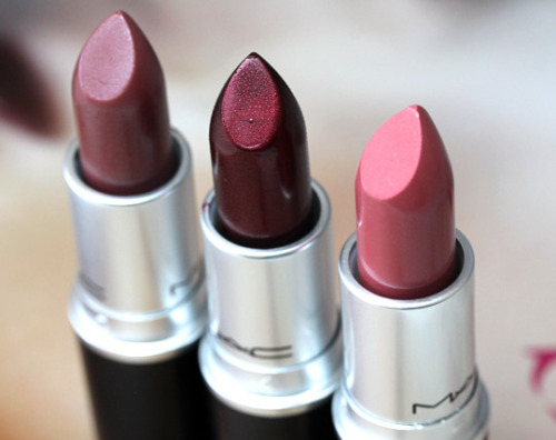 makeupmate:  MAC - semi precious collection  A girl can only dream to have these