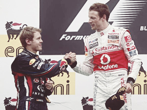 Podium // Hungarian Grand Prix, 2o11.
