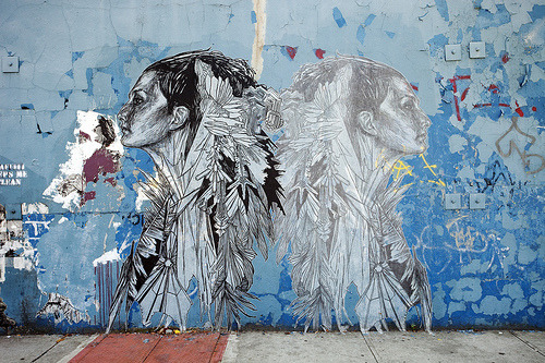 stencils:  Swoon (by jakedobkin)