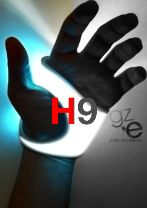 H9 - Portable Lighting Tool - Based on reLIGHT Technology