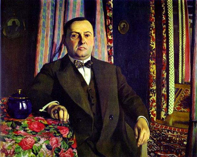 Portrait of Georges Haasen 1913 Felix Vallotton