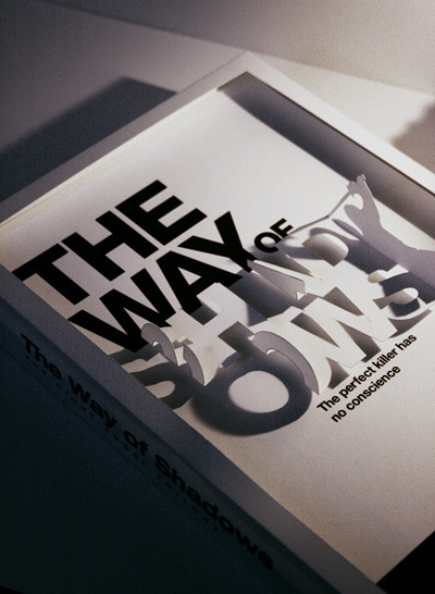 """the way of shadows"" by herman chaneco"