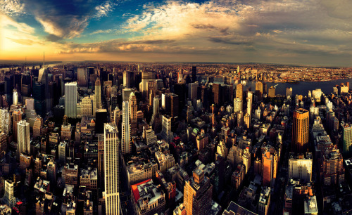 "newlyyorked:  ""Metropolis"" - [New York, NY, United States]"