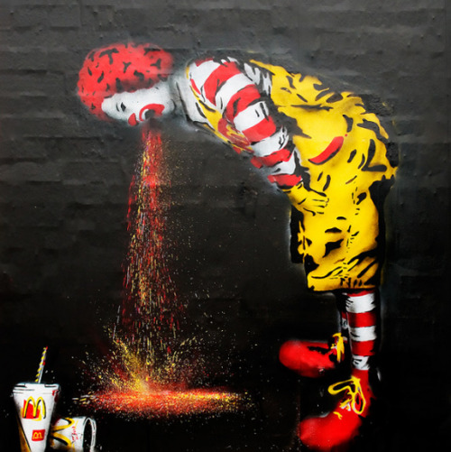 (via 45 Creative Examples Of Graffiti Street Art | The Design Work)