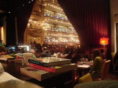 More from El Ateneo Grand Splendid - I would secretly live there if I could.