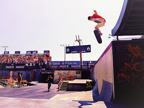 Ryan at X-Games!