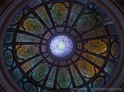 Subject: Stain Glass Dome Ceiling Date: July 31st, 2011