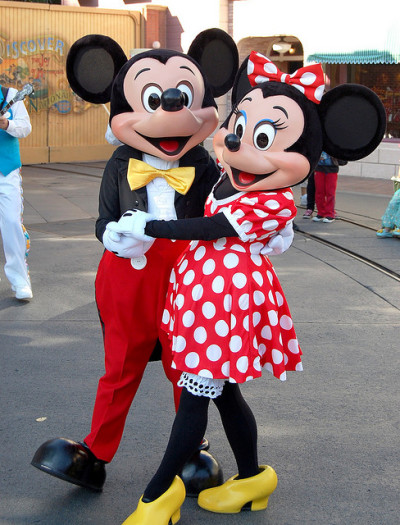 Mickey and Minnie _1831 by Disney-Grandpa on Flickr.