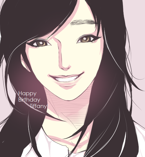 omegafu:  Happy Birthday Tiffany!