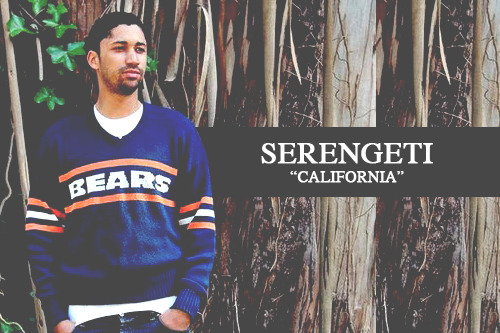 "Serengeti - ""California"" Googleshopped by TDUB951 Video:   Produced by Yoni Wolf of WHY?. From the LP Family & Friends. Available On iTunes"