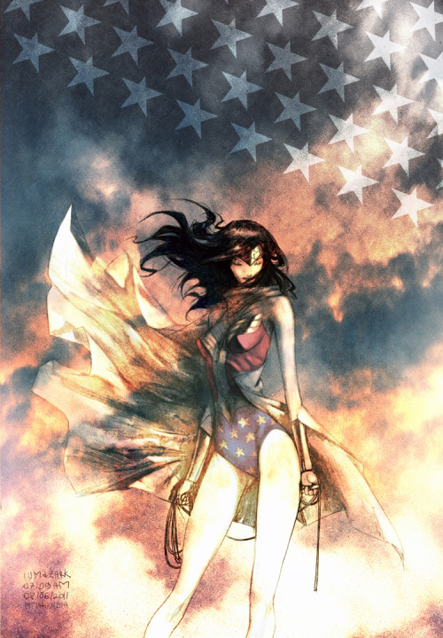 Wonder Woman by *Iumazark
