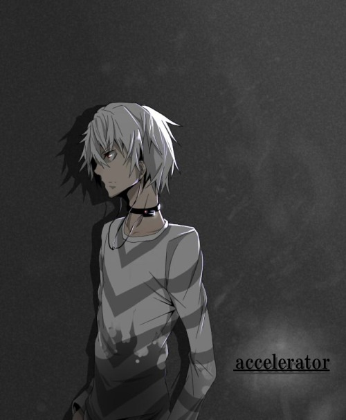 Accelerator, To Aru Majutsu no Index