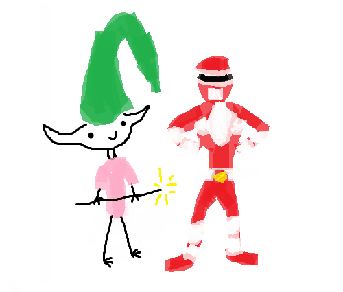 I just drew this picture for Saqib, because I can haz MS Paint skillz.
