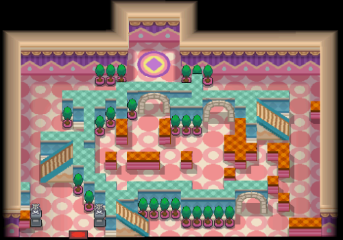My mind was fucking blown when I noticed Whitney's gym was ACTUALLY a CLEFAIRY. I thought Ethan was stupid. Lol, sorry Ethan <3