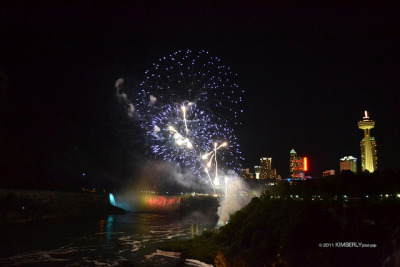 niagara fireworks on Flickr.:)