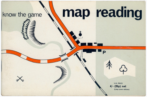 know the game - map reading by maraid on Flickr.Another gem.