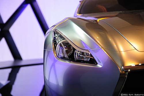 automotivated:  Infiniti Essence Concept car. (by kurt.budiarto)
